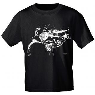 Designer T-Shirt - Paula Rat - von ROCK YOU MUSIC SHIRTS - 10168 - Gr. M