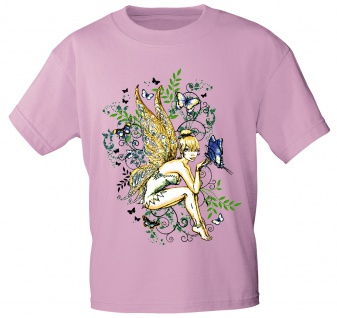 T-Shirt mit Print - Fee Elfe Schmetterling 10972 Gr. S