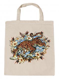 (U10973)Umweltfreundliche Baumwoll - Tasche , ca. 28 x 43 cm mit Aufdruck in 7 Farben natur