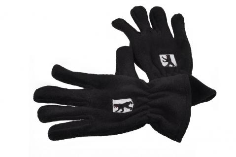 Handschuhe - Fleece - Berlin Wappen - 35996