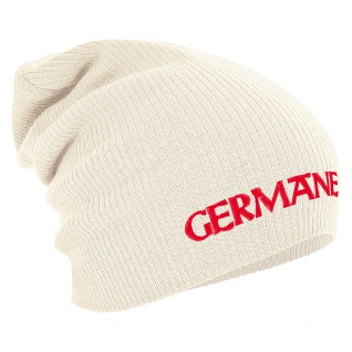 Longbeanie Slouch-Beanie Wintermütze Germane 55620 natur