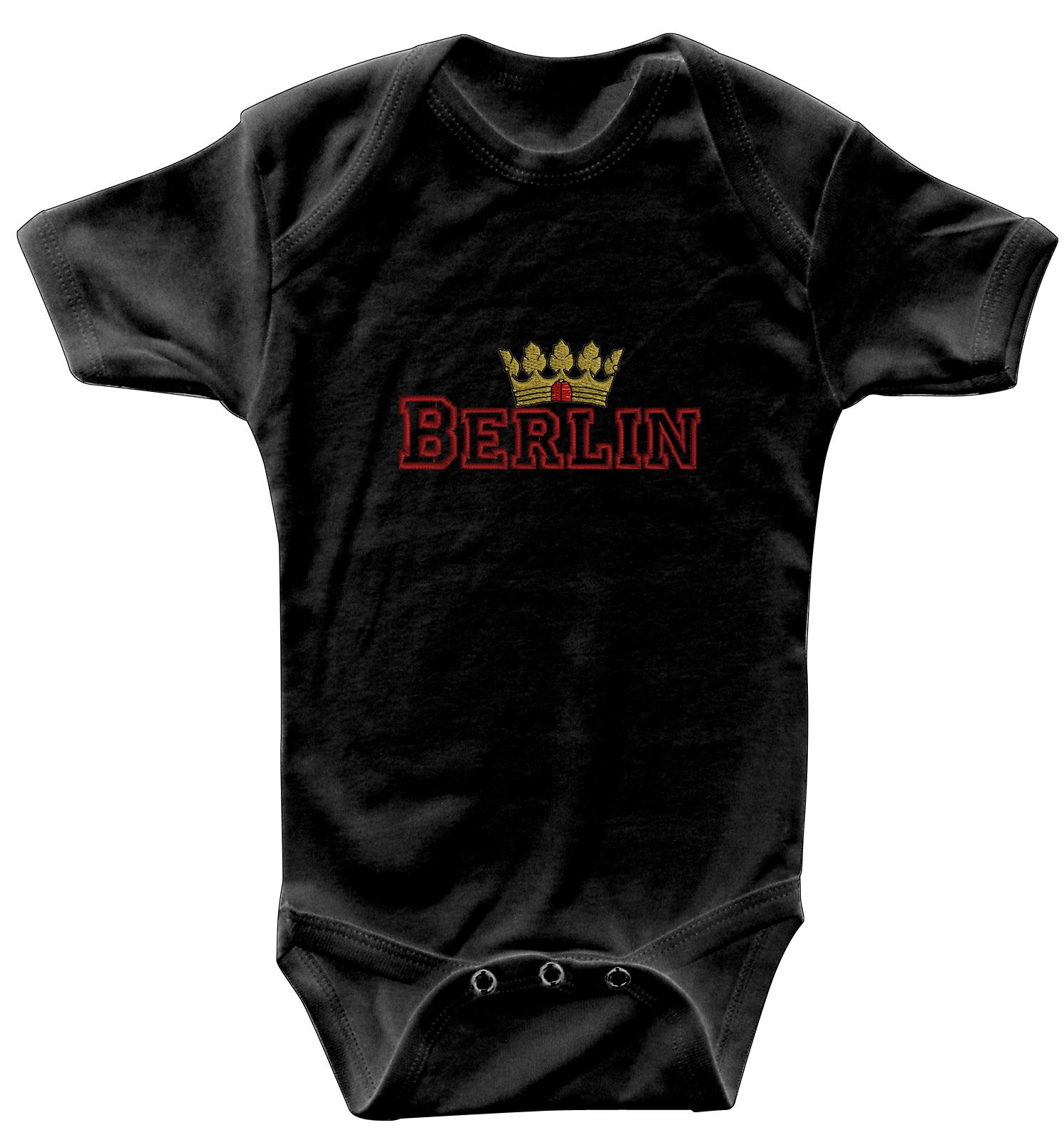 Body Schwarz Baby
