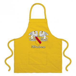 Grill -Kochschürze Kittel Chefkoch - BADEN - 12519 -