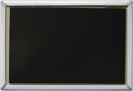 Magnet - Parole Niemals Aufgeben - Gr. Ca. 8 X 5, 5 Cm - 38835 - Küchenmagnet - Vorschau 2