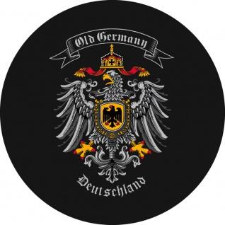 Ansteckbutton - Old Germany - 03720 - Gr. ca. 57mm
