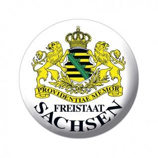 Flaschenöffner - Freistaat Sachsen - 06313 - Gr. ca. 5, 7 cm