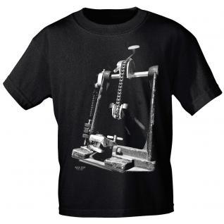 Designer T-Shirt - Death Radar - von ROCK YOU MUSIC SHIRTS - 10155 - Gr. S-XXL