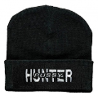 Hip-Hop Mütze Pussy Hunter 51127 schwarz