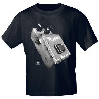 Designer T-Shirt - Spuknik Shocker - von ROCK YOU MUSIC SHIRTS - 10549 - Gr. S
