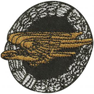 AUFNÄHER - Abzeichen - Adler - 02021 - Gr. ca. 6 x 5, 5 cm - Patches Stick Applikation