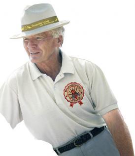 Poloshirt mit Einstickung - Bienenzucht-Imkerei - 10729 natur - 3XL