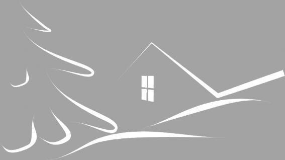"""Wandtattoo/ Dekorfolie mit Motiv """" stilisiertes Haus"""" Ø 90cm Länge max.100 cm, in 11 Farben WD0811 weiß"""