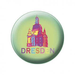 Flaschenöffner - Dresden Frauenkirche Wappen - 06460 - Gr. ca. 5, 7 cm