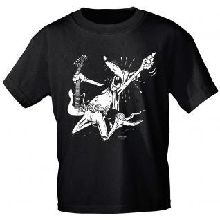 Designer T-Shirt - St Rat - von ROCK YOU MUSIC SHIRTS - 10169 - Gr. XXL