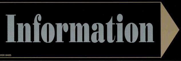 Hinweisschild - Information - 308485 - Gr. 30 X 10 Cm - Vorschau
