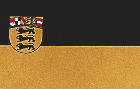 PVC-Aufkleber- Sticker - Württemberg - 301409 - Gr. ca. 12 x 8cm