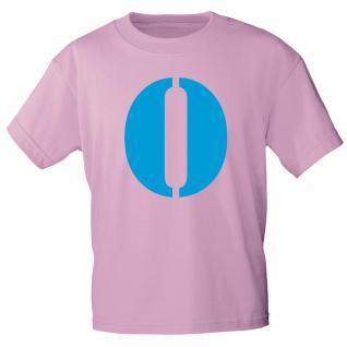 """Marken T-Shirt mit brillantem Aufdruck """" O"""" 85121-O"""