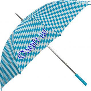 Regenschirm - Schirm - Stockschirm - Ozapft is - 56694