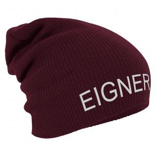Longbeanie Slouch-Beanie Wintermütze Eigner 55222