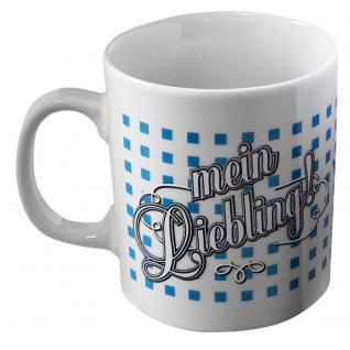 Tasse Kaffeebecher mit Print Kaninchen Hasen 57497