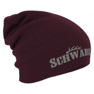 Longbeanie Slouch-Beanie Wintermütze Schwabe 54873