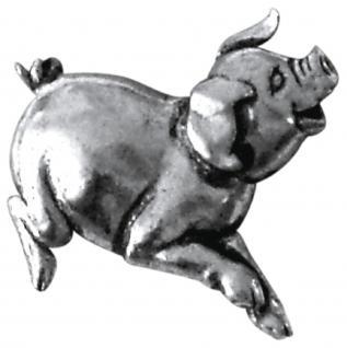 Anstecknadel - Metall - Pin - Ferkelchen - 05634