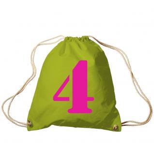 Sport-Rucksack mit Print - 4 - 65155 - Trend-Bag Turnbeutel Sporttasche