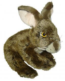 Stofftier - Kuscheltier - Plüschtier - Spielzeug - Hase - Größe ca 30 cm - 39728