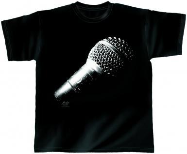 Designer T-Shirt - Planet Voice - von ROCK YOU MUSIC SHIRTS - 10384 - Gr. S