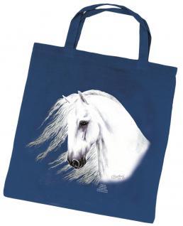 Tasche mit hochwertigem Print - Iberer - 08870 - Gr. ca. 38 x 41 cm - Baumwolltasche Stofftasche - ©Kollektion Bötzel