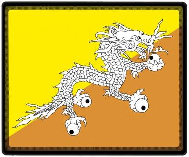 Mousepad Mauspad mit Motiv - Butan Fahne - 82035 - Gr. ca. 24 x 20 cm