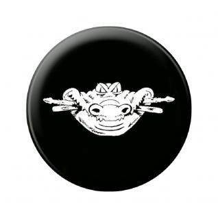 Magnetbutton - Drum Kroko - 16625 - Gr. ca. 5, 7 cm