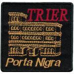 AUFNÄHER - Trier - 00042 - Gr. ca 8 x 8 cm - Patches Stick Applikation