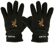 """(40385-56530) Fleece Handschuhe mit Einstickung """" ADLER"""""""