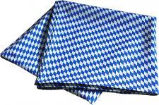 Tischdecke Tischtuch - Bayern Rauten blau-weiß - Gr. ca. 1x1m - 31471