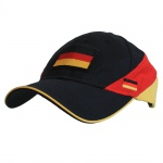 Baseballcap Deutschland Germany Wappen - 67040-2