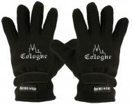 """(40385-56501) Fleece Handschuhe mit Einstickung """" COLOGNE"""""""