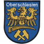 Aufnäher - Oberschlesien - 00061 - Gr. ca. 6, 5cm x 8cm