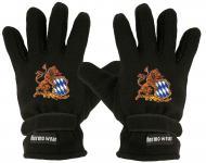 Handschuhe - Fleece - Bayernwappen - Löwe - 31508