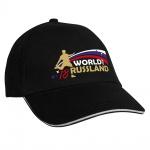 Baseballcap mit Einstickung Worldcup Russland ´18 - 69960