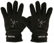 """(40385-56511) Fleece Handschuhe mit Einstickung """" TRIBAL Tattoo"""""""
