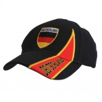 Baseballcap Deutschland Germany Wappen - 67040-1