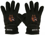 Handschuhe - Fleece - Schäferhund - 31522