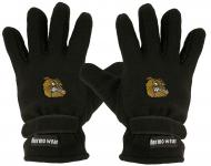 Handschuhe - Fleece - Bulldogge - 31523