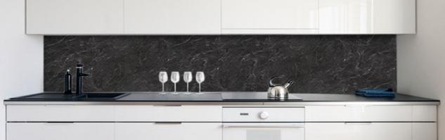 k chenr ckwand premium hart pvc 0 4 mm selbstklebend direkt auf die fliesen kaufen bei. Black Bedroom Furniture Sets. Home Design Ideas