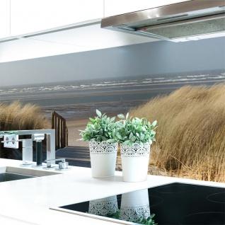Küchenrückwand Ostsee Strand Premium Hart-PVC 0, 4 mm selbstklebend - Direkt auf die Fliesen