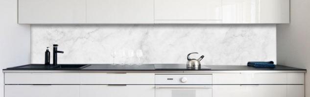 küchenrückwand marmor weiß premium hart pvc 0 4 mm