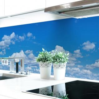 Küchenrückwand Himmel Premium Hart-PVC 0, 4 mm selbstklebend - Direkt auf die Fliesen