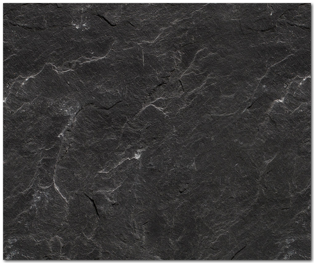 k chenr ckwand schiefer schwarz premium hart pvc 0 4 mm selbstklebend direkt auf die fliesen. Black Bedroom Furniture Sets. Home Design Ideas