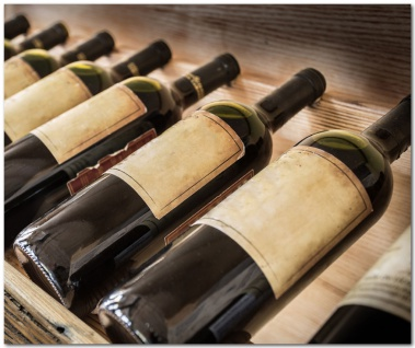 Küchenrückwand Wine Galery Premium Hart-PVC 0, 4 mm selbstklebend - Direkt auf die Fliesen - Vorschau 4